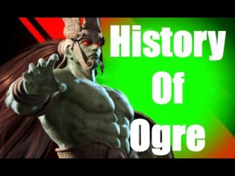 History Of Ogre Tekken 7
