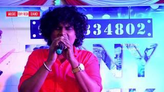 Gana Pazhani Mambalam Vikira Kanama Song Singing by Pazhani Son Dharani With Tony Rock Music Band