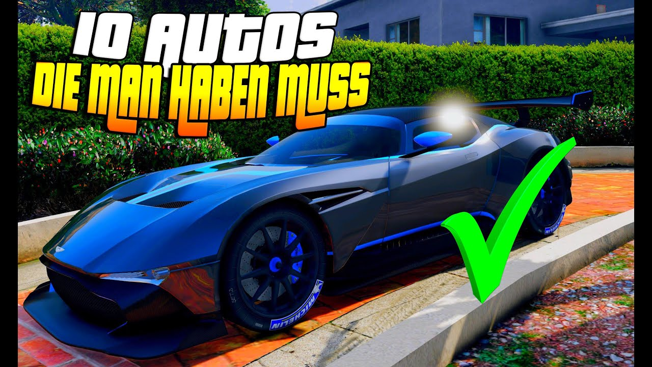 gta 5 10 autos die man haben muss 10 rennautos die man. Black Bedroom Furniture Sets. Home Design Ideas