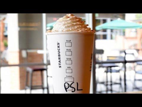 The Untold Truth Of Starbucks' Pumpkin Spice Latte