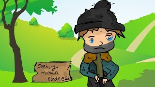 I'm Homeless for Two Years || ANIMATED LIFE #1