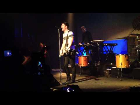 Owl City  Forgetting the Words to Fireflies @ Sydney Metro Theater November 20th 2012