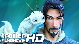JIANG ZIYA: LEGEND OF DEIFICATION (2020) Trailer   Animated Action Movie