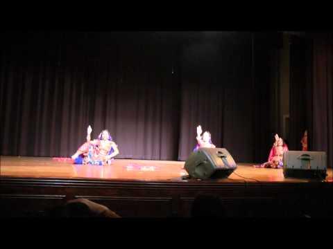 Dance #3 - Jhamkudi Re/Parvati Na - Saraswati...