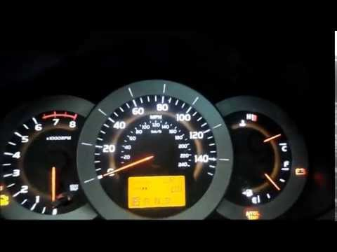 Toyota Oil Change >> How to reset the oil change required light on a 2007 Toyota Rav 4 - YouTube
