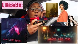 KEHLANI - NIGHT LIKE THIS FEAT. TY DOLLA $IGN | REACTION