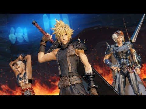 Dissidia Final Fantasy NT: lo spin-off della serie Square-Enix giocato a Lucca Comics 2017