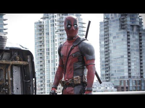 Deadpool - Party and Bullshit