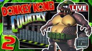 🔴 Dong Cena! 🍌 DONKEY KONG COUNTRY [German/Deutsch]