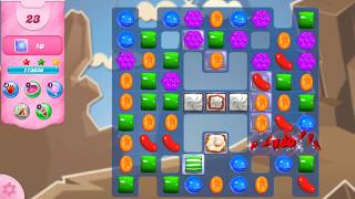 Candy Crush Saga Level 3069 THE DEVIL'S LEVEL