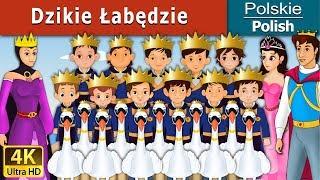 Dzikie Łabędzie | Bajki na Dobranoc | Bajki dla Dzieci | Polish Fairy Tales