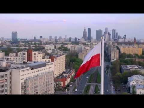 Scenes from Warsaw ahead of the NATO Summit, 8-9 July 2016