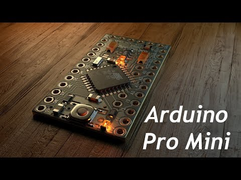 Todo Sobre Arduino Pro Mini