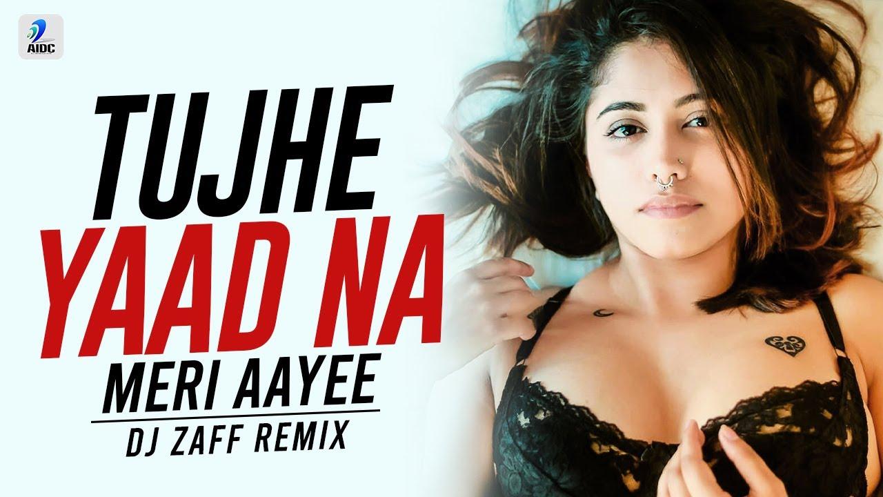Tujhe Yaad Na Meri Aayee (Remix)   DJ Zaff   Kuch Kuch Hota Hai   Shah Rukh Khan   Kajol   DESTROYED