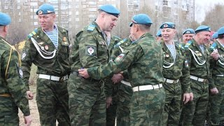 5 лет Союзу десантников Удмуртии
