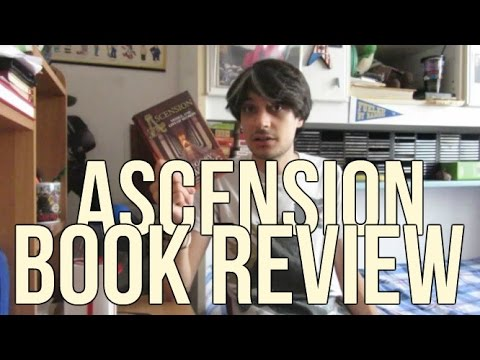 Ascension by Gregory Dowling REVIEW