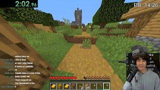 Minecraft 1.16 Speedrun World Record Attempts