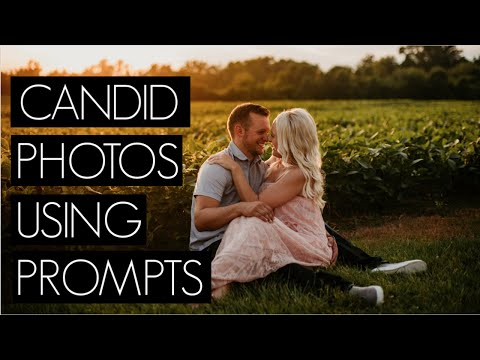 POSING COUPLES FOR AN ENGAGEMENT SESSION // BTS WITH A FULL TIME PHOTOGRAPHER // BEST PROMPTS TO USE