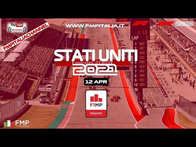F1MP | #19 STATI UNITI | FMP ITALIA