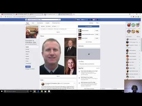 Exposing Dirty Columbus, Ohio Attorneys & Judges
