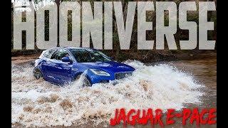 First Drive: Jaguar E-Pace