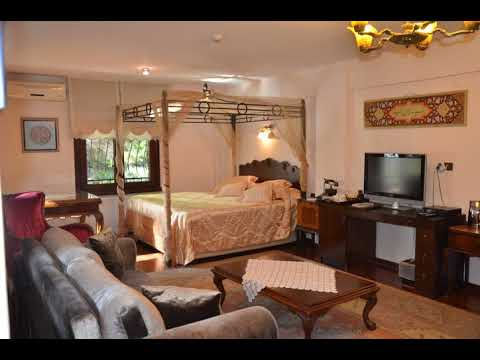 Villa Sphendone Suite Hotel - Istanbul - Turkey