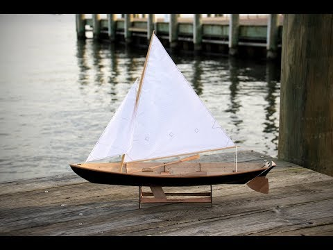 Build a Scale Model of the CLC Northeaster Dory