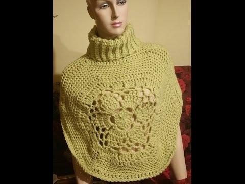 Coprispalle Alluncinetto Shoulder Cover Shawl Crochet Tutorial