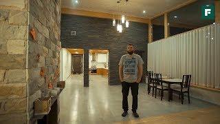 видео Динамичный интерьер: перепланировка трехкомнатной квартиры