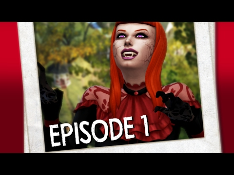 LEAGUE of VAMPIRES #1 | The Sims 4 Let's Play