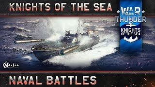War Thunder: Knights of the Sea - Naval Battles Teaser