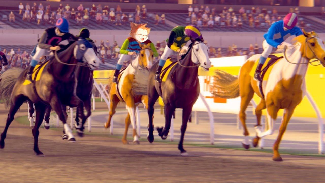 [경마 시뮬레이터] 적토마 만들기 핵꿀잼 게임! 세계 최고의 말을 키워보자🐴 (Rival Stars Horse Racing)
