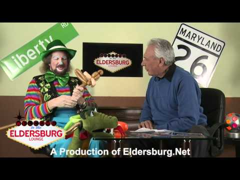 Silly Willy the Clown, Balloon Artist and Entertainer at the Eldersburg Lounge