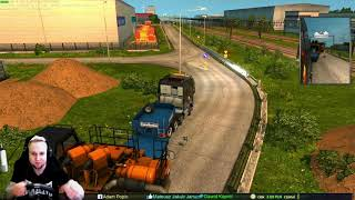 Euro Truck Simulator 2 - Oversize Load - Link w opisie do pełnego filmu