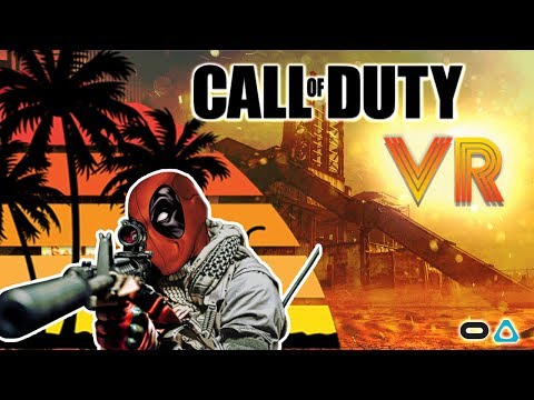 Call of Duty in VR! | Pavlov | Virtual Reality Shooter |