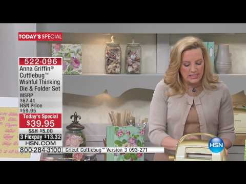 HSN | Paper Crafting Tools & Supplies 01.10.2017 - 08 AM