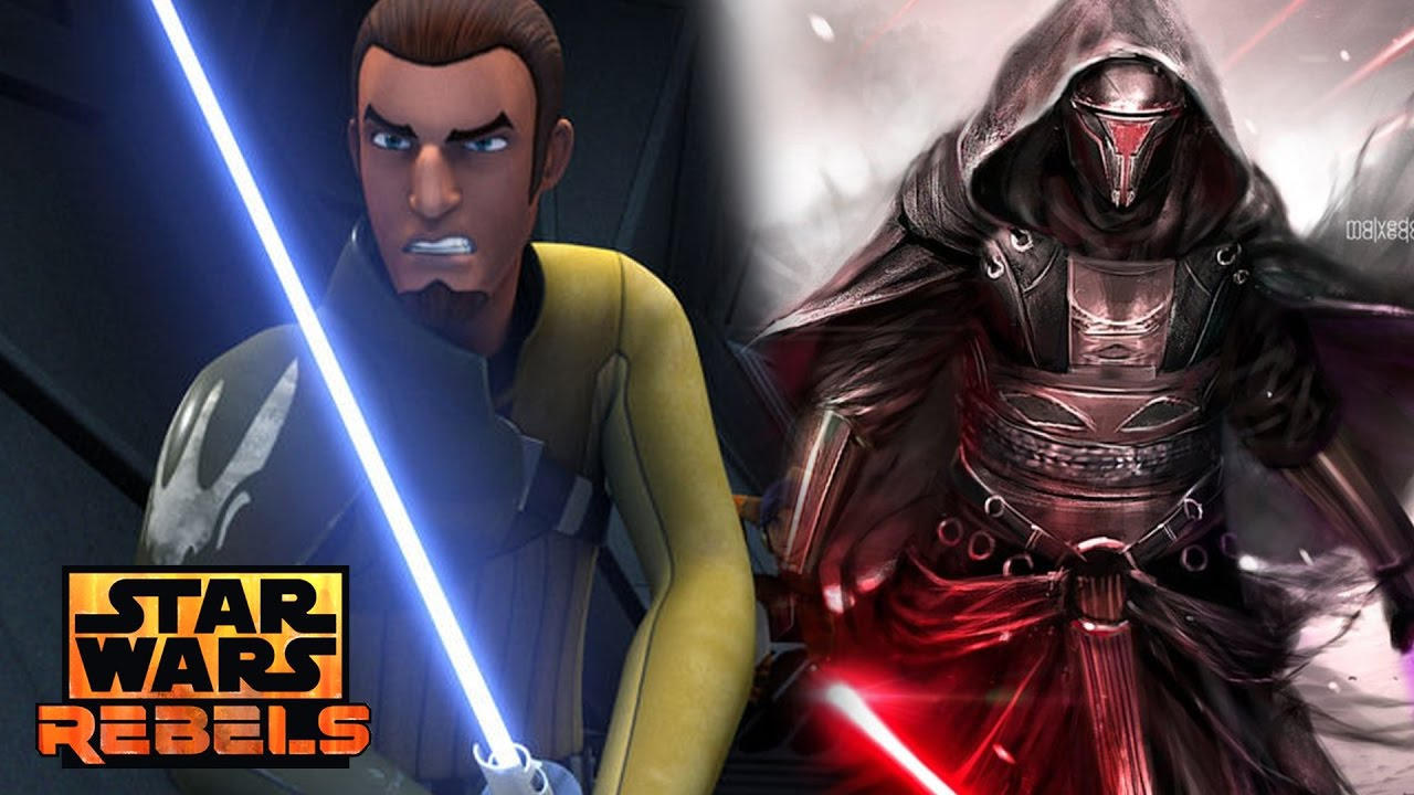 HUGE Knights of the Old Republic Connections in Star Wars Rebels Season 3!  | Star Wars HQ