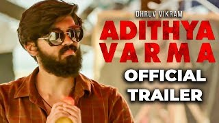 Adithya Varma – Official Trailer Reaction HD