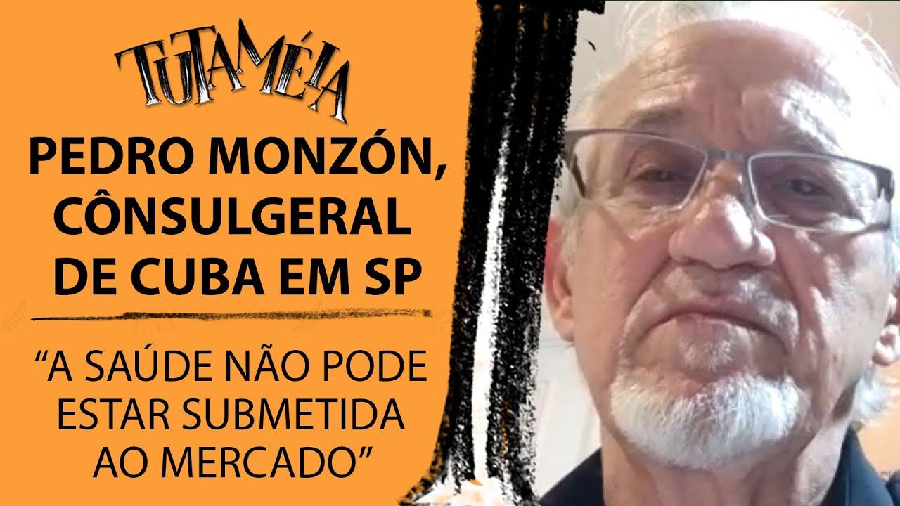 Tutaméia entrevista Pedro Monzón, cônsul geral de Cuba em São ...