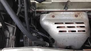 ACQ0005494 Engine Running Mitsubishi Grandis 4G69