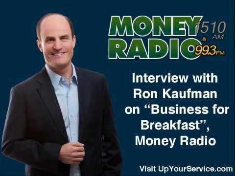 Podcast: Money Radio Business for Breakfast