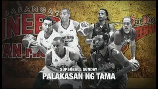 PBA Governors' Cup 2019 Highlights: Ginebra vs SMB October 13, 2019