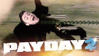 MISTRZ UNIKÓW - BUILD DODGE!   Payday 2 [#77] (With: Admiros, Hadesiak, Mati) #Bladii