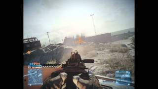 Test GT 440 CORE 2 DUO in the first Battlefield 3