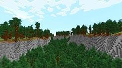 NEU! Realistischste Minecraft Welten Generieren! Minecraft 1.15.2 Terraforged Mod