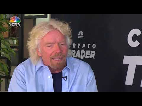 Cryptotrader EP 17: Richard Branson & Mike Novogratz on Bitcoin and Crypto
