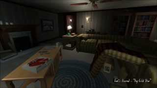 Gone Home (PC) - First minutes Gameplay HD