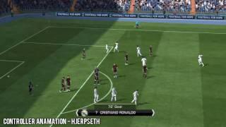 "FIFA 11 Tutorial - ""The Power Free Kick"" - Free Kick Tutorial 2"