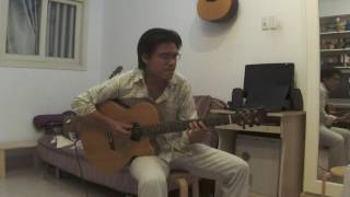 Mùa đông của anh - fingerstyle guitar solo