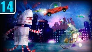 Волшебный фонарь - Машинка времени - Серия 14 - классика для детей